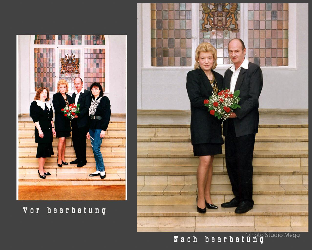 Foto-Restaurierung und Foto-Reproduktion in Hannover